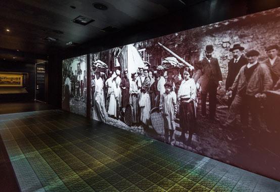 Le contexte dans lequel est né le club au XIXe siècle à Bilbao.