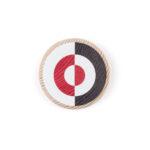 Miniatura de imagen 1 de producto Imán madera Hiru de Athletic Club Museoa