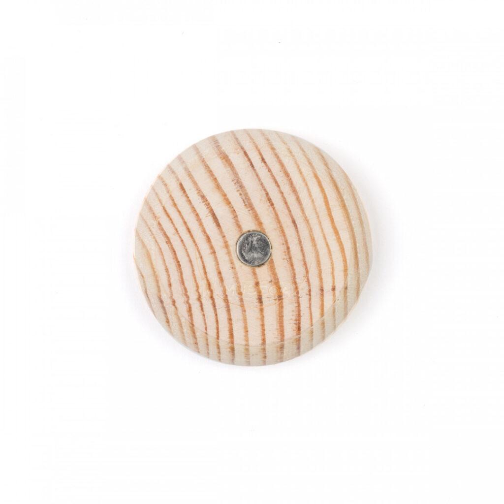 Imagen 2 de producto Imán madera Basa de Athletic Club Museoa