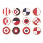 Miniatura de imagen 3 de producto Imán madera Basa de Athletic Club Museoa