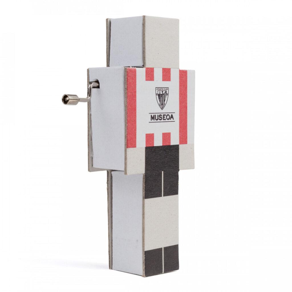 Imagen 3 de producto Robot musical Zalea de Athletic Club Museoa