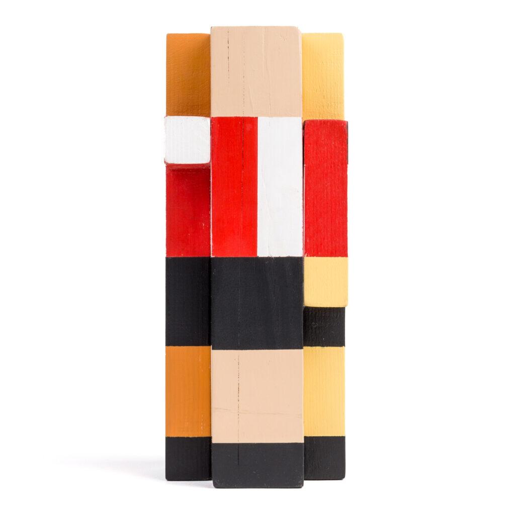 Escultura de madera hamaikabat
