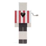 Miniatura de imagen 1 de producto Robot musical Zalea de Athletic Club Museoa