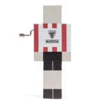 Miniatura de imagen 2 de producto Robot musical Zalea de Athletic Club Museoa