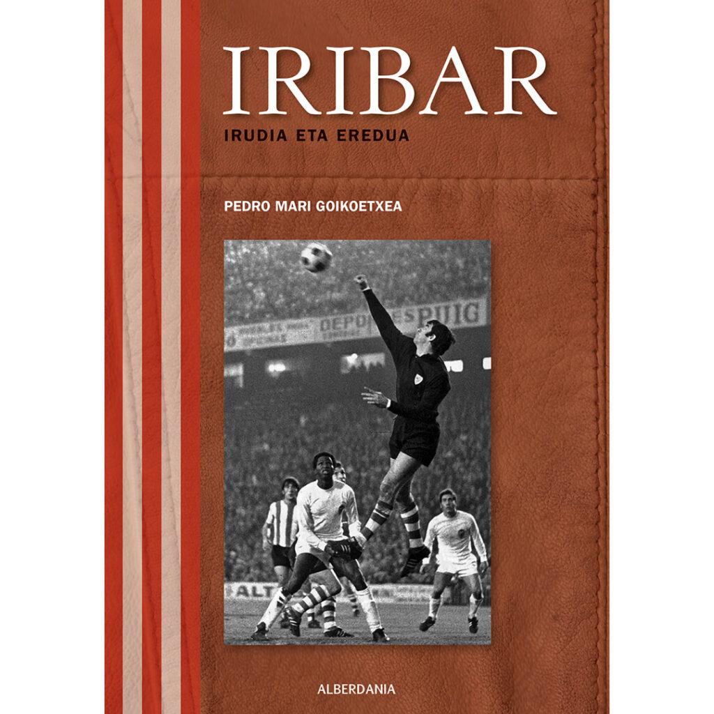 Libro Iribar, irudia eta eredua (2020)