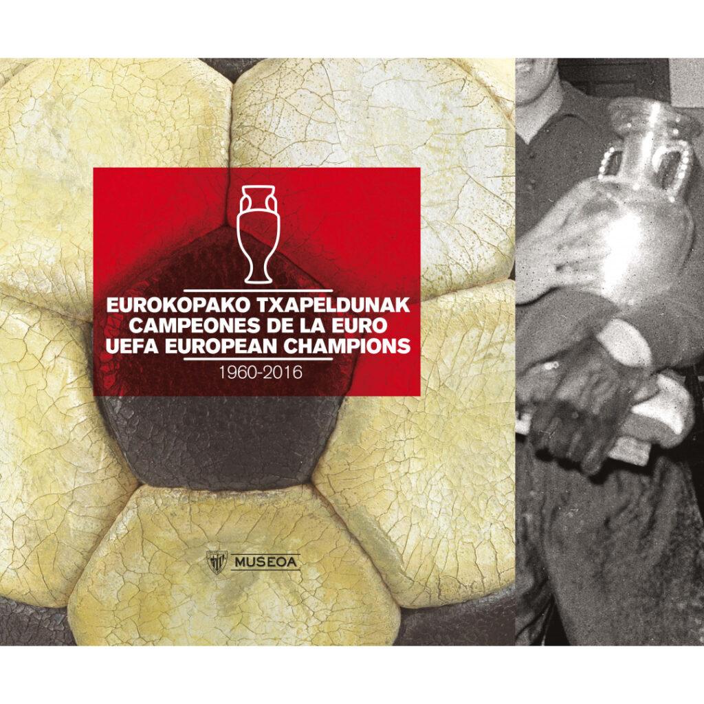 Libro «Campeones de la Euro»